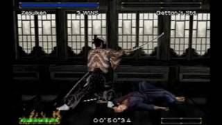(Ps2) Kengo: Master of Bushido Gameplay