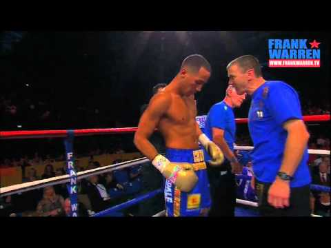 James  DeGale vs carl Dilks