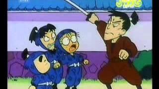 Ninja Boy   Kisah Perut Kenyang