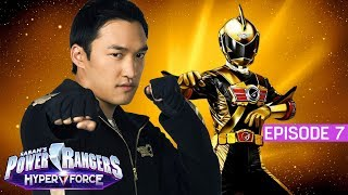 Power Rangers HyperForce: It's Boom Time | feat. Mike Ginn (Power Rangers RPM) [1x07]