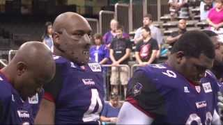 Football Dreams Survive in the Arena Football League