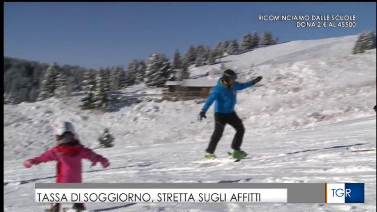 Imposta soggiorno Provincia di Trento 2017 (TGR RAI 27 gennaio 2017 ...