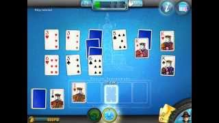 Royal Flush Solitaire (Gameplay)