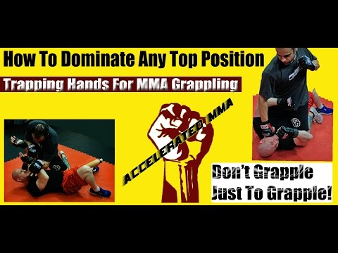 MMA Mount Drills: Ground and Pound Tactics for BJJ Side Control
