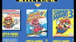 Super Mario All-Stars Wii (Actual Game) Vs. Rom Emulated On Wii...