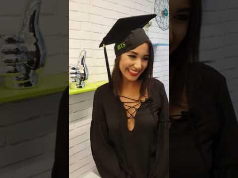 Sofia Berdouk BTS MUC