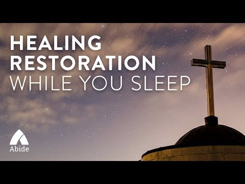 Heal While You Sleep: Meditate On God's Unbelievable Power To Forgive & Restore The Prodigal Son