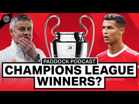 Can Ronaldo Win Us The Champions League?! | Paddock Podcast
