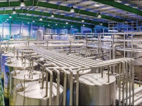 Dashen brewery in Ethiopia defines new brewery standard - Cold Block Project - Pentair