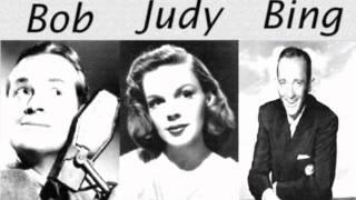 Goodnight Irene - Bob Hope, Judy Garland & Bing Crosby