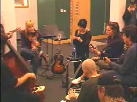 Dixie Chicks - Cowboy Take Me Away rehearsals