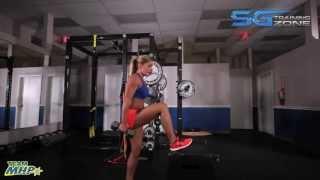 Killer Butt and Leg Workout | Sarah Grace Fitness