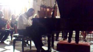 Pianista Marco Velocci e Orchestra della Magna Grecia W.A.Mozart KV 414 II tempo