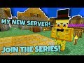 BACK ON THE SERVER MILLIONS OF RESOURCES - STONEBLOCK SKYBLOCK SURVIVAL EPISODE 5