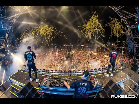 Major Lazer - Live @ EDC Las Vegas 2017