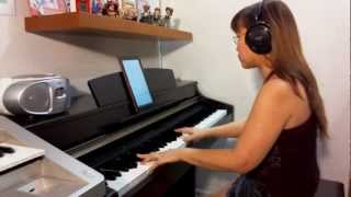London 2012 Olympics Theme Song - This Dream - Piano Cover