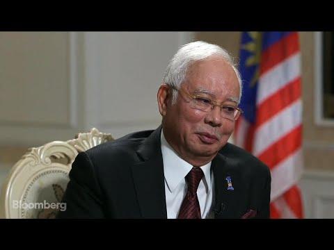 Malaysia's P.M. Says China Won't Match U.S. as Military Power