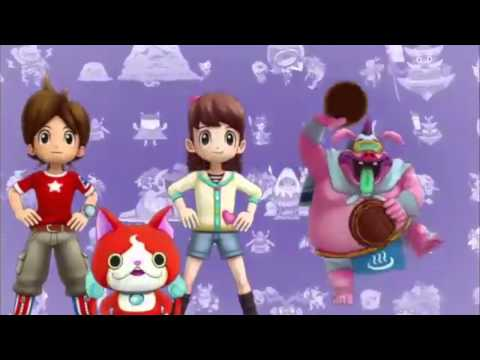Yo kai watch g n riques saison 1 youtube for Decoration yo kai watch