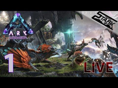 ARK Aberration - 1.Rész (Megérkezett!) - Stark LIVE