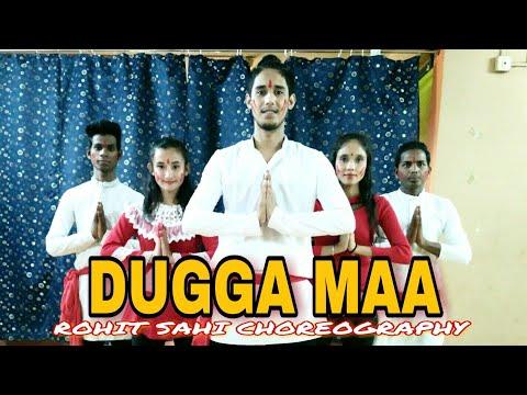 Dugga Ma (দুগ্গা মা) | Arijit Singh | Bolo Dugga Maiki | Ankush | Nusrat | By ROHIT Sahi