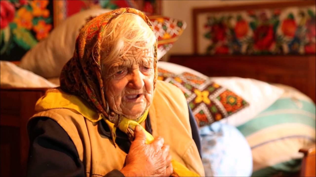 96-letnia Polka z Kresów śpiewa Rotę