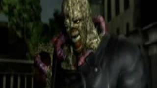 AMV-Resident Evil 3 Nemesis