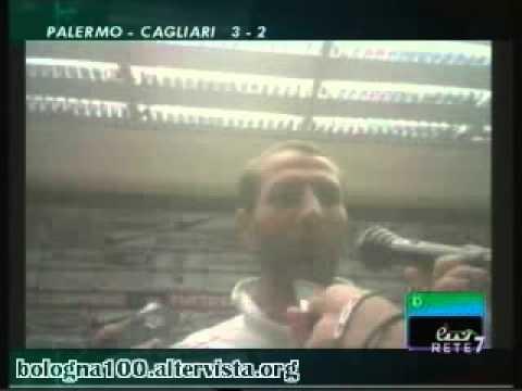 Bologna FC 1909 21/09/2011 Juventus – Bologna 1-1 Portanova nel dopo gara