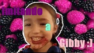 Niña Pequeña Imita a Gibby | Yo soy fan de Gibby