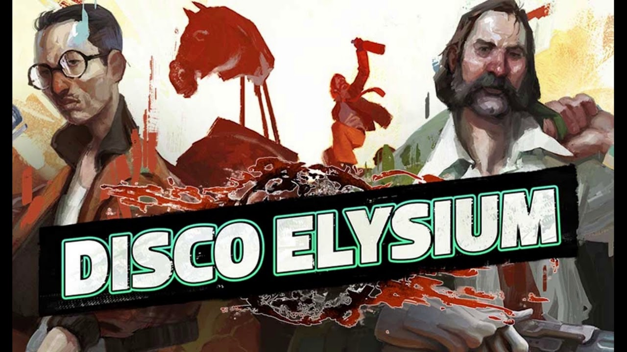 Red Rock Riviera(Day) 2 - Disco Elysium OST
