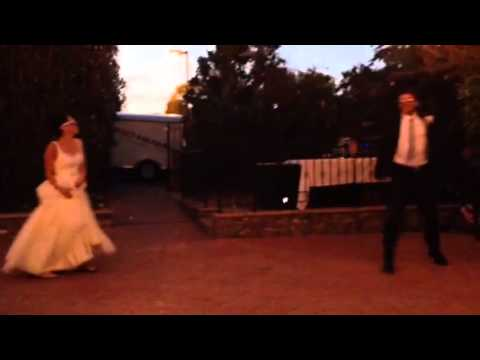 First dance at wedding to Taylor Swift's 22