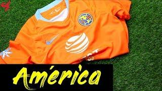 Nike Club América 2019 Third Jersey Unboxing + Review ... b8975ffa5