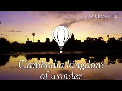 Cambodia Kingdom of Wonder- English Song(Din komneuth)