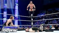 Dean Ambrose & Neville vs. Kevin Owens & Sheamus: SmackDown, January 14, 2016
