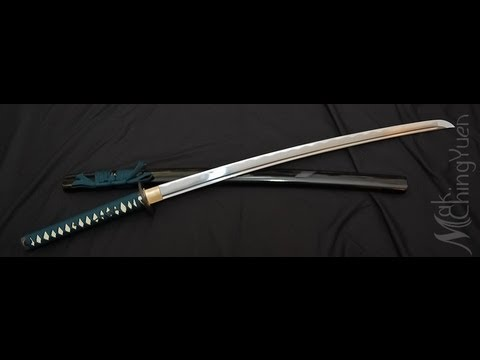 Affordable Katana (Samurai Sword) Destruction Test
