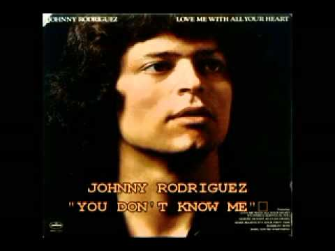 JOHNNY RODRIGUEZ -
