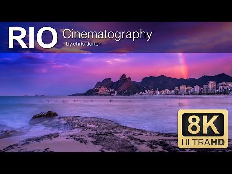 Sample 8k UHD (Ultra HD) video download of Rio