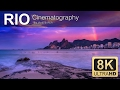 Sample 8k UHD (Ultra HD) video download of Rio
