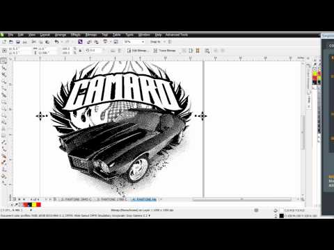 Color Separation Halftones RIP Screen Printing Software SimpleSeps 2.0