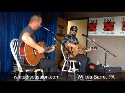 +LĪVE+ I Alone - 97.9X Studios - Music Go Round - Wilkes Barre PA