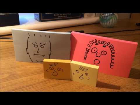 Epic funny office stationery film!