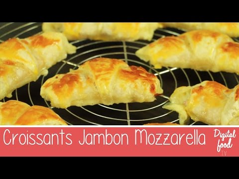croissants-jambon-mozzarella