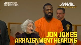 Jon Jones Gets New Conditions For Probation