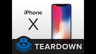 How to replace replace the LCD for iPhone X iPhone X LCD dissassambly