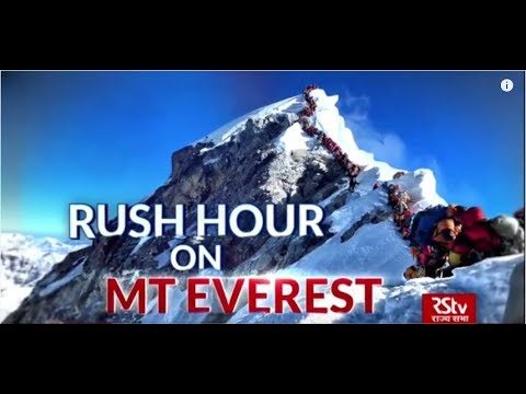In Depth - Rush Hour on Mount Everest