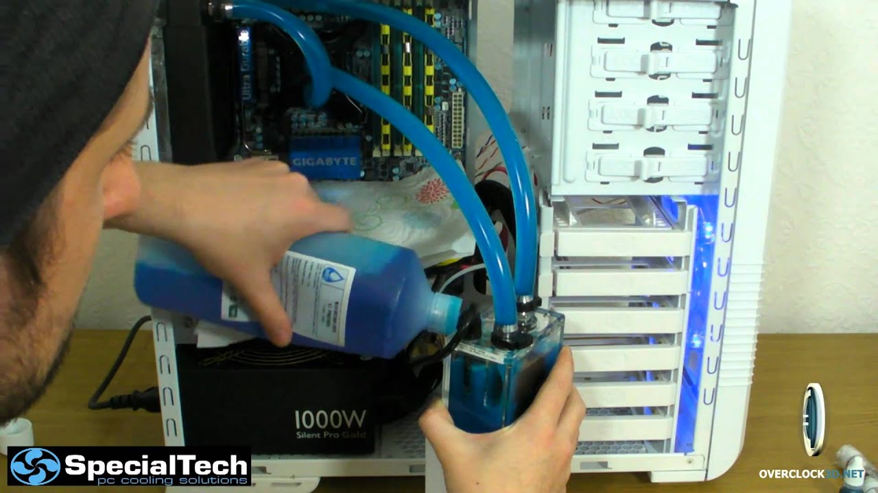 Beginners Guide To Water Cooling Part 2 - YouTube