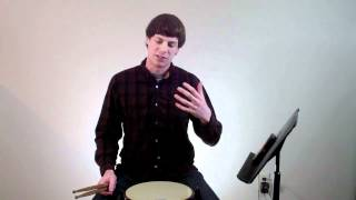 Triplet Roll Drum Exercise - Snare Drum TV