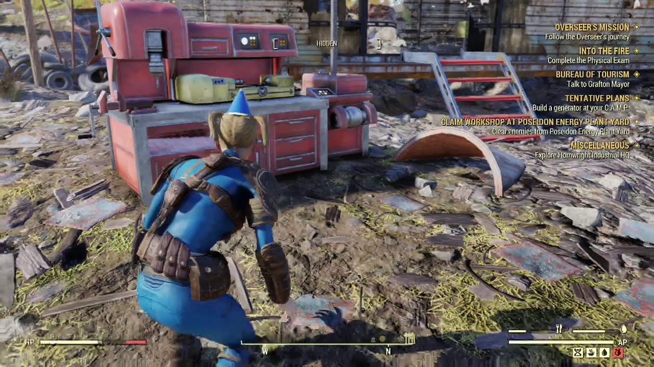 Fallout 76 Scrap Item to Get Rubber