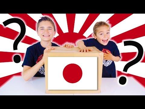 INCROYABLE COLIS SURPRISE DU JAPON !