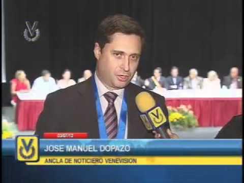 La trayectoria periodística de Karla Salcedo Flores y José Manuel Dopazo fue reconocida - YouTube