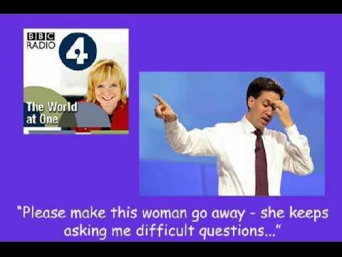 The Martha and Miliband Show (BBC Radio 4, World at One)